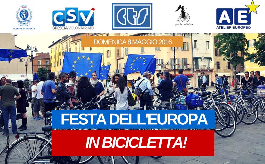 FESTA EUROPA BICICLETTA